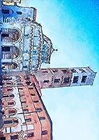 igsticker ポスター ウォールステッカー シール式ステッカー 飾り 297×420㎜ A3 写真 フォト 壁 インテリア おしゃれ 剥がせる wall sticker poster 016309 外国 風景