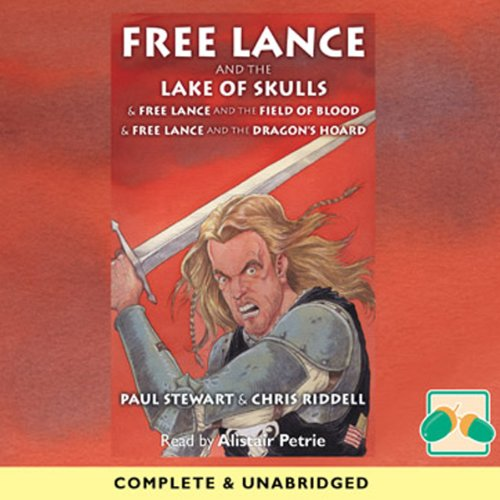 Free Lance and the Lake of Skulls and Other Stories Titelbild