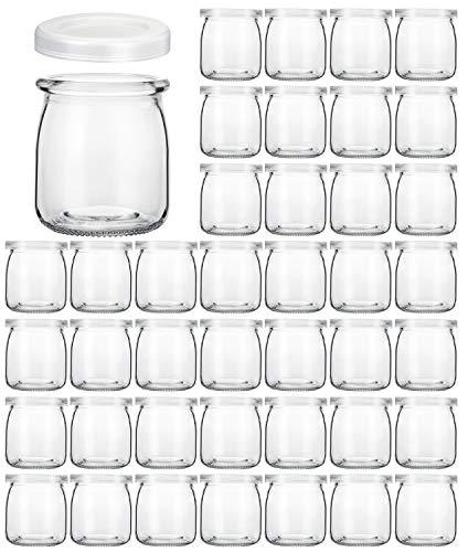 Glass Jars 6 oz
