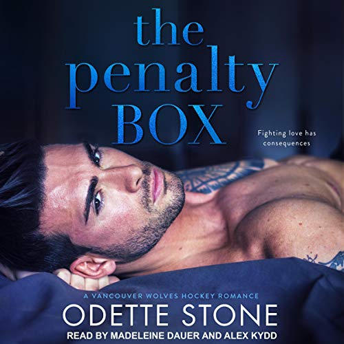 The Penalty Box audiobook cover art