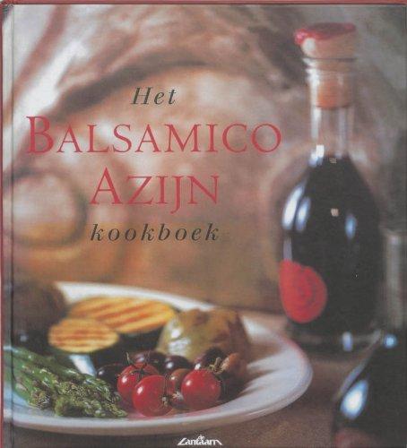 Het balsamico-azijn kookboek: 636636