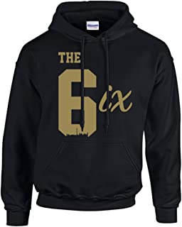 The 6ix by 6ixset Adult Pullover Hoodie