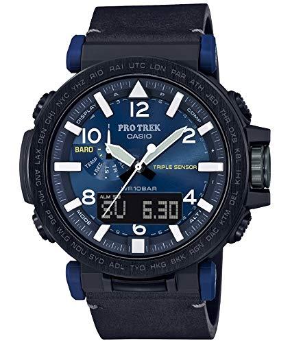 Casio Pro Trek PRG-650YL-2JF Reloj Solar de la Serie Azul Marino (Productos Originales japoneses)