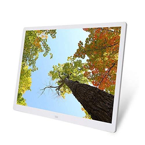 L&L Marcos Digitales Marco de Fotos electrónico 15 Pulgadas HD Máquina de...