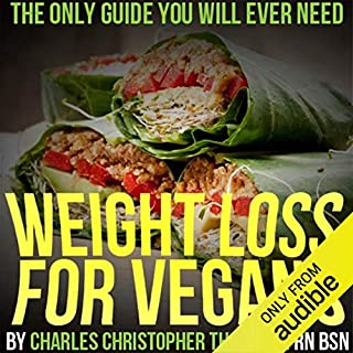 Weight Loss for Vegans cover art