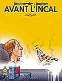 Avant l'Incal Intégrale Coffret couleurs - Les Humanoïdes Associés - 26/10/2011