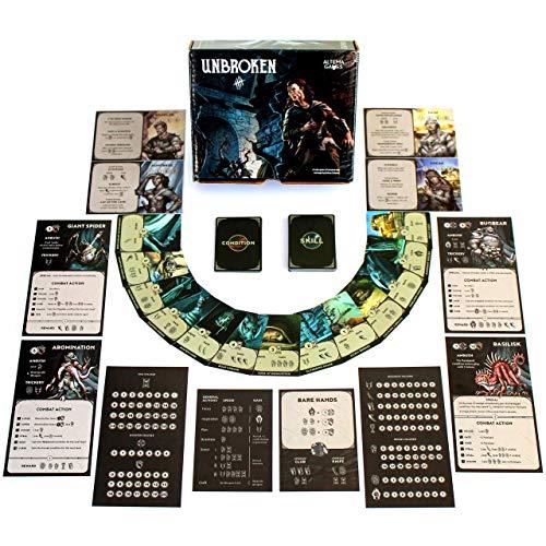 Unbroken Board Game