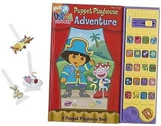 Dora the Explorer Puppet Playhouse Adventure