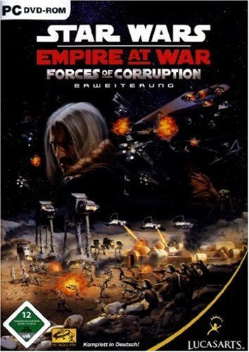 Star Wars - Empire at War: Forces of Corruption