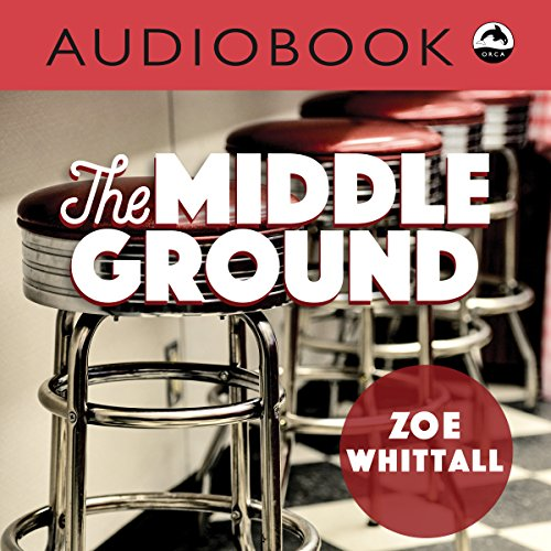 The Middle Ground audiobook cover art
