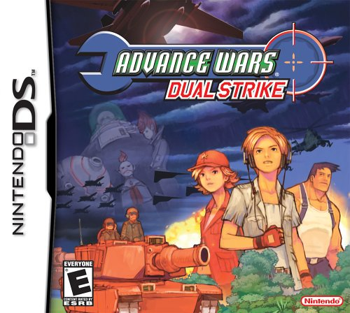 ADVANCED WARS NDS