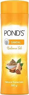 POND'S Sandal Radiance Talcum Powder, Natural Sunscreen, 300 g