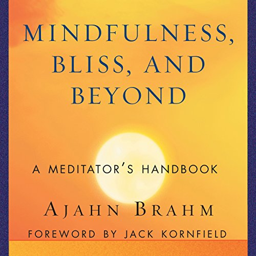 Mindfulness, Bliss, and Beyond audiobook cover art