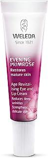WELEDA Evening Primrose Age Revitalising Eye and Lip Cream, 10ml