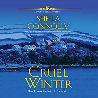 Cruel Winter audiobook cover art