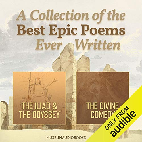A Collection of the Best Epic Poems Ever Written cover art