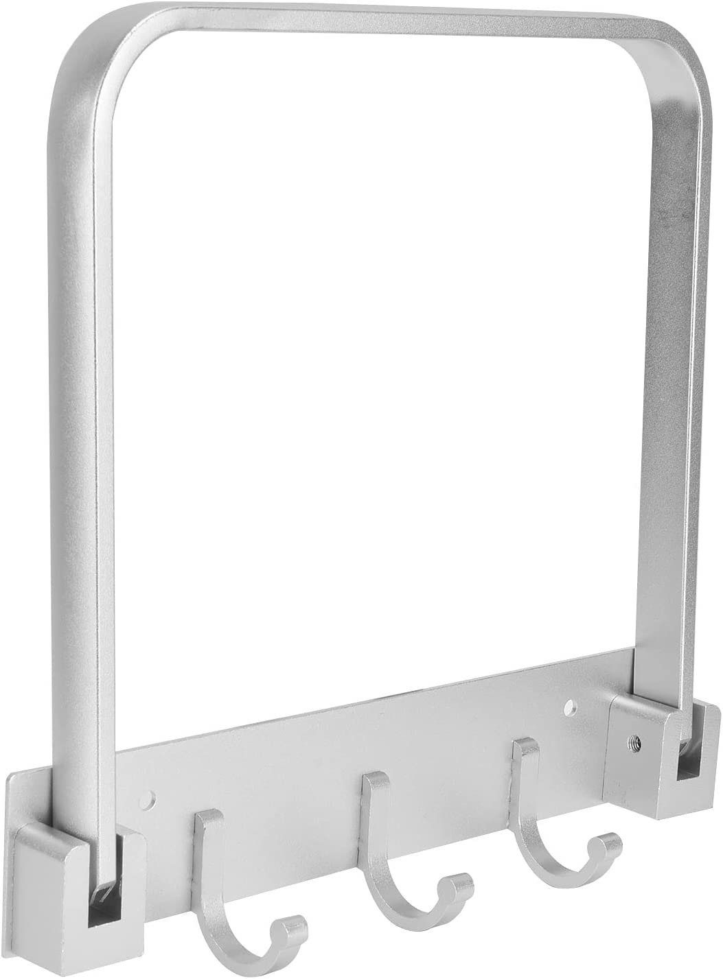 Towel Sale Rack Collapsible Bathroom online shopping Multifuncti Hooks with Row