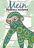 Mein Mandala Malbuch: 50 tierisch tolle Tiermandalas für Kinder ab 8+ Jahren zum Ausmalen und als Kopiervorlage für PädagogInnen. (Tierisch tolle Mandalas,...