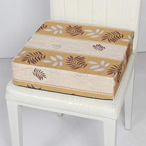 Lankfun Cojines de Asiento Redondos de Fieltro,Cojín de Lino de Esponja Cojín para sofá Cojín para Ventana salediza Cojín para Silla de Oficina-B_40X40 (5cm),Cojín para el Suelo