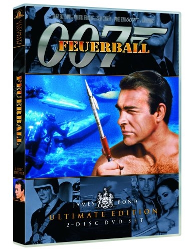 James Bond 007 Ultimate Edition Feuerball (2 DVDs)