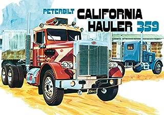 AMT AMT866/06 1/25 Peterbilt 359 California Hauler Conv.