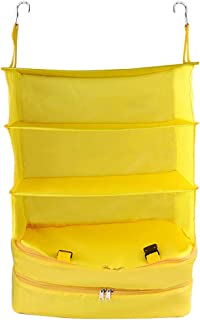 Multifunctional Folding Travel Bag Overnight Flight Bag Tote Holdall Multiple Pockets - Men's Carrier Suit Storage Bag Zhhlaixing