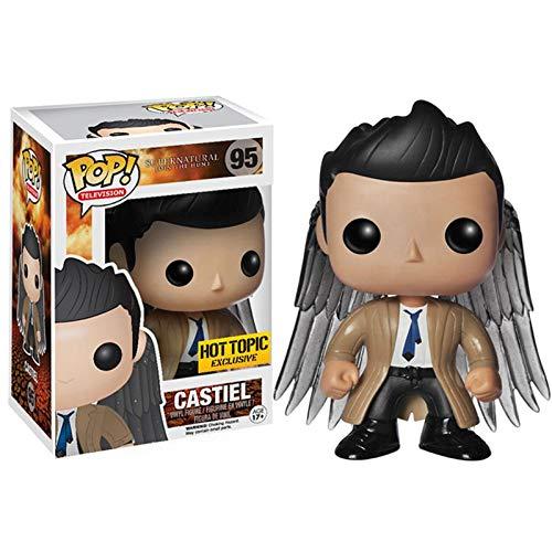 QToys Funko Pop! Supernatural #95 Castiel Chibi