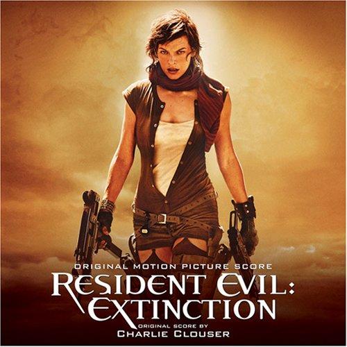 Resident Evil: Extinction (Score)