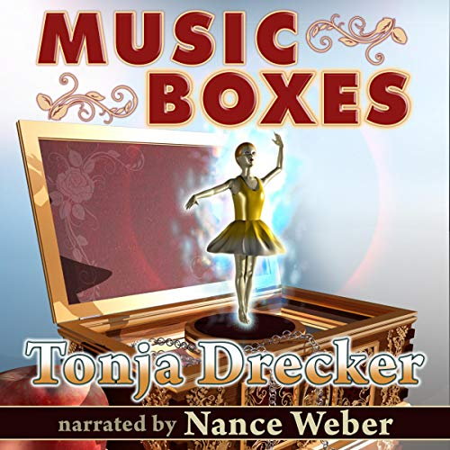 Music Boxes audiobook cover art