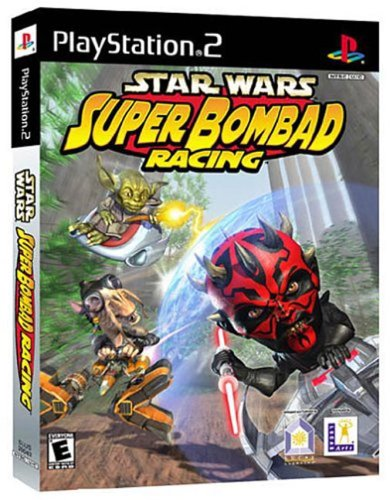 Star Wars: Super Bombad Racing (PS2)