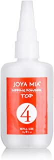 Joya Mia® Dipping Powder Refill Size Bottle 2oz Liquid Available: Bond, Base Coat, Activator, Top Coat, Brush Saver (TOP Coat)