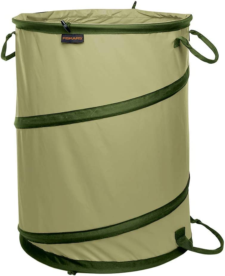 30 Gallon Green Kangaroo Collapsible Container Gardening Bag