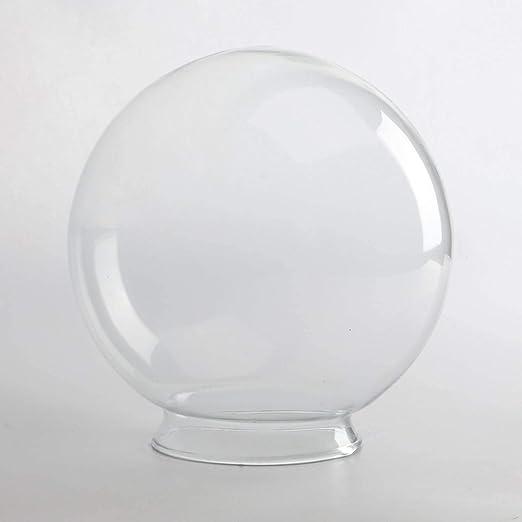 Sunwo Replacement Glass Shades Clear Glass Globe Any Size 6 8 10 12 14 Amazon Ca Electronics