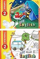Jolly English Level 2 Pupil Set: In Precursive Letters (British English edition)