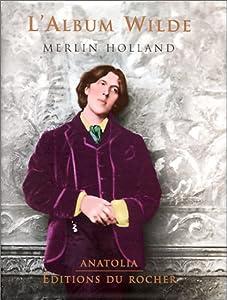 Book's Cover of L'Album Wilde