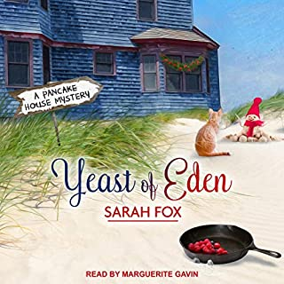 Yeast of Eden audiobook cover art