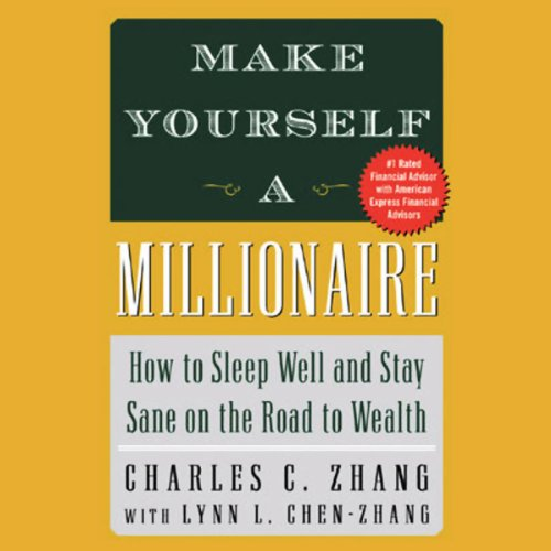 Make Yourself a Millionaire audiobook cover art