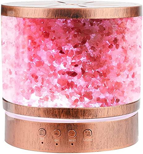 Autumn Rain Himalayan Salt Lamp Aroma Diffuser