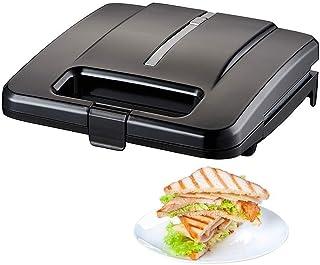 aasdf Grille-Pain à Sandwich Gril électrique de Plaque de Fabricant de Sandwich et Presse à panini pour n'importe Quelle é...