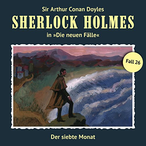 Der siebte Monat audiobook cover art