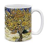 N\A Classic Art Van Gogh Mulberry Ceramica Tazza di caffè Tazza da tè, 11 OZ
