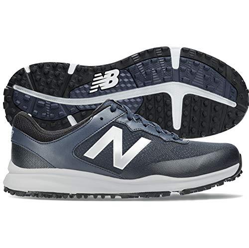New Balance Men's Breeze Golf Shoes, Navy, 11, D