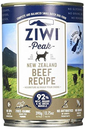 ZIWI『ドッグ缶グラスフェッドビーフ』
