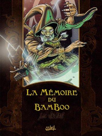 La Mémoire du bamboo, tome 1 : Kriz fils du bamboo