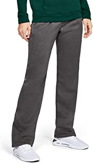 Under Armour Women's Double Threat Armour Fleece Pants