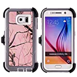 Best Protective Case For Galaxy S6s - Galaxy S6,Harsel Heavy Duty Shockproof 3-layer Military Outdoor Review
