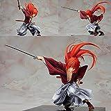 Factorydiy Figura De Acción Decoración De Juguete De Mano De Pvcverdugo Sacar Espada Sai, Kenshin Himurafiguras Anime