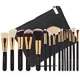 Lápiz de cejas y pincel de labios, cepillo de maquillaje profesional para colorete herramientas de belleza para la chica que amas