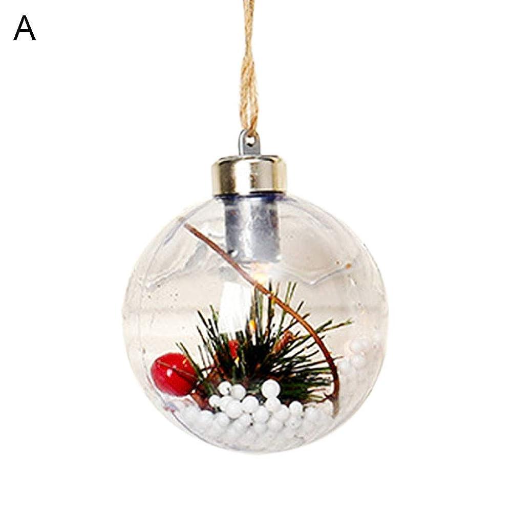 志すつば必須クリスマスライトボール クリスマス飾りライト LED電球 パーティー?イベントに装飾用クリスマス ツリー デコレーション ボール 飾り クリスマス ギフトボール 装飾品 北欧 インテリア{A}