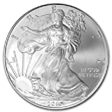 2010-1 Ounce American Silver Eagle Low Flat Rate Shipping .999 Fine Silver Dollar Uncirculated US Mint